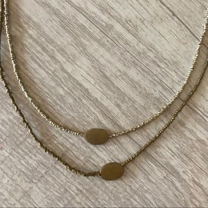 Noonday Droplet Necklaces
